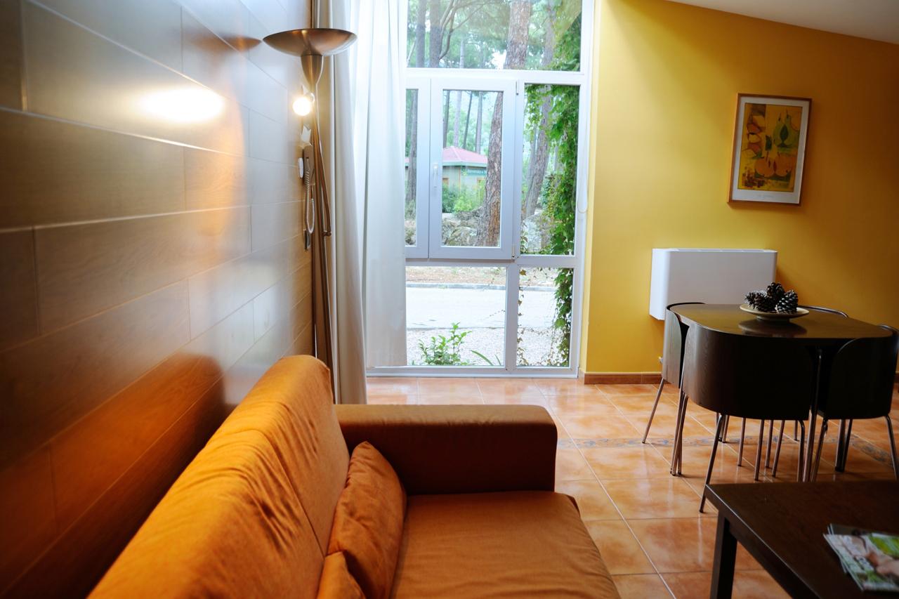 Suites con jacuzzi cerca de Madrid