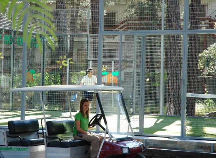 Instalaciones para familias en Ávila